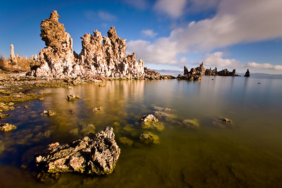 Mono Lake - 20 second exposure.